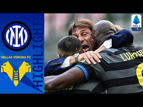 Inter Helas Verona Goals And Highlights