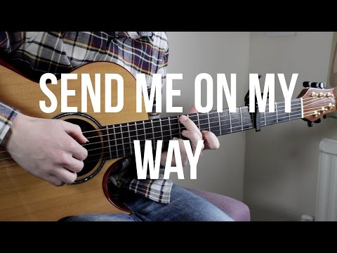 Send Me On My Way - Rusted Root - Ice Age/Matilda - Fingerstyle Guitar by James Bartholomew