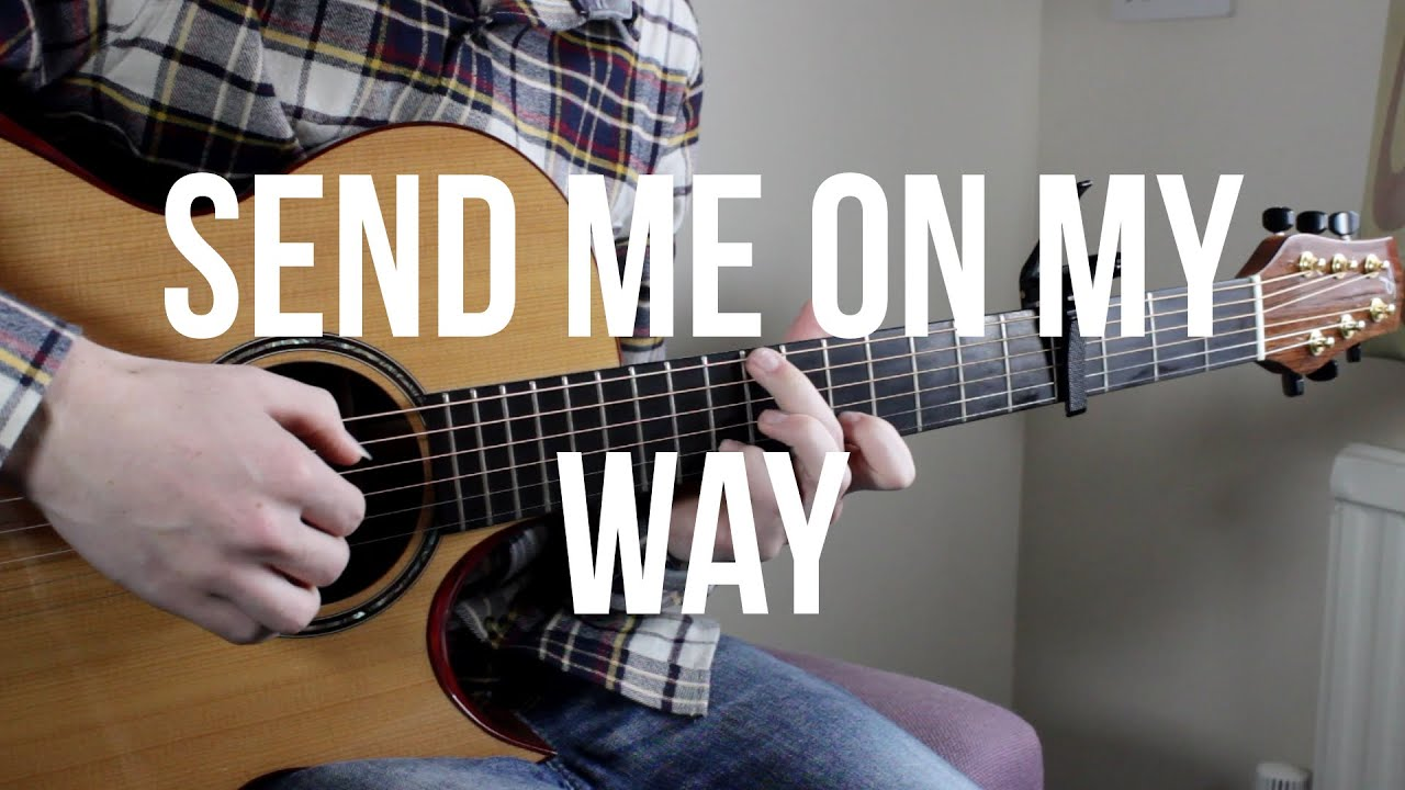 Send Me On My Way Rusted Root Ice Agematilda Fingerstyle