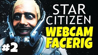 Star Citizen - FOIP Face Tracking #2 - Space Delivery