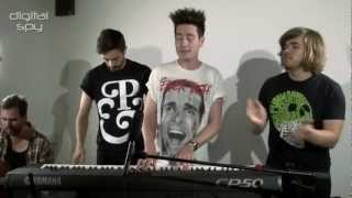Bastille perform their single 'Flaws' and 'Rhythm of the Night'