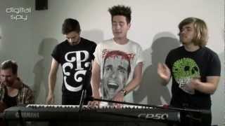 Bastille perform their single