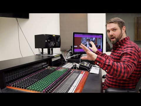 Ep.8 (Part 1) Grammy Award Winning Audio Engineer Reacts to KNK, Monsta X and NCT 127