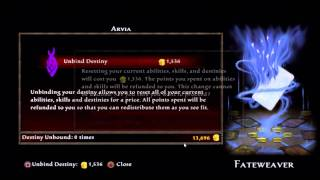 Kingdoms of Amalur How to respec your character