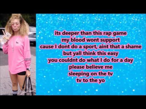 Miss Mulatto - Outkast (Lyrics)
