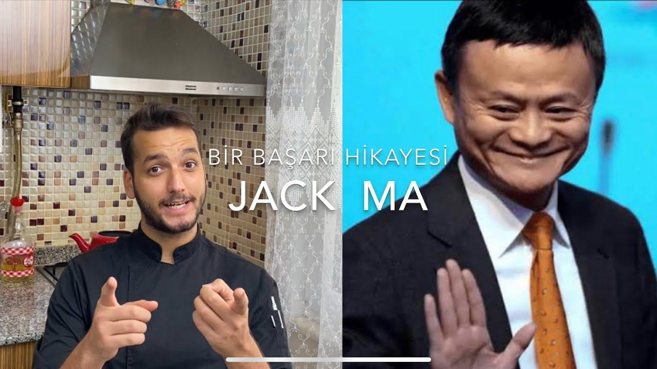 """Bir Başarı Hikayesi """" JACK MA"""""""