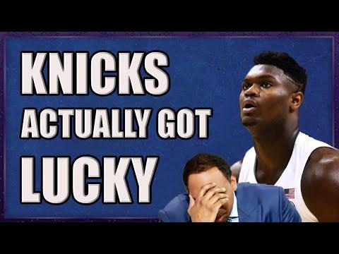 The New NBA Draft Lottery, Explained