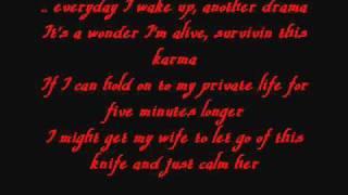 Eminem   Dont Approach Me Lyrics