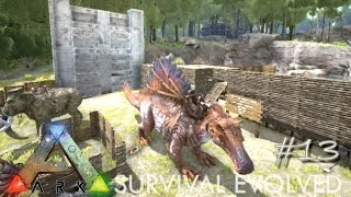 ARK: Survival Evolved - TRAVEL TO NEW SERVERS (PLAYER & DINOS) !!! - [Ep 13] (Server Gameplay)