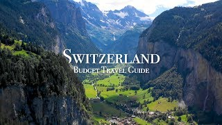 How To Travel Switzerland On A Budget