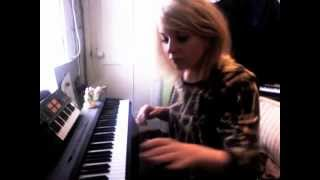 LITTLE BOOTS EVERY NIGHT I SAY A CASIO PRAYER piano/ sampler version