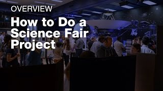 DIY Space: How to Do a Science Fair Project - Overview
