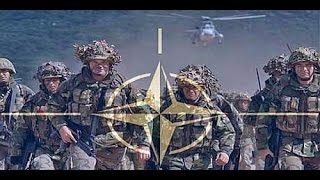 The Beast : The 10 Horned NATO Beast being brought to life by the Little Horn (Sept 08, 2014)