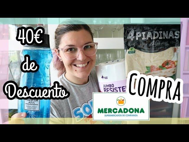 COMPRA MERCADONA | Novedades + Descuento