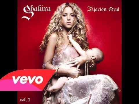 Shakira ~ La Pared [Versión Acústica] (Fijación Oral  Vol.1)