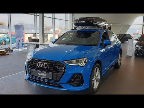 2019 Audi Q3 S line 35 TFSI S tronic - Visual Review!