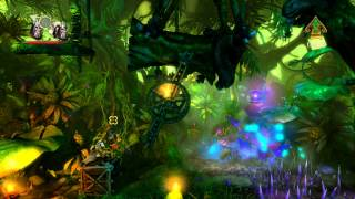 Trine  2 multiplayer gameplay