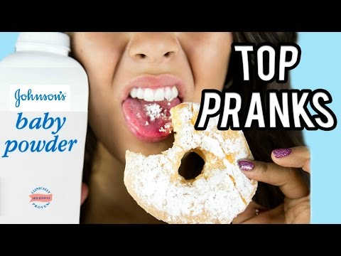 Thumbnail: TOP 10 PRANKS FOR FRIENDS & FAMILY! NataliesOutlet