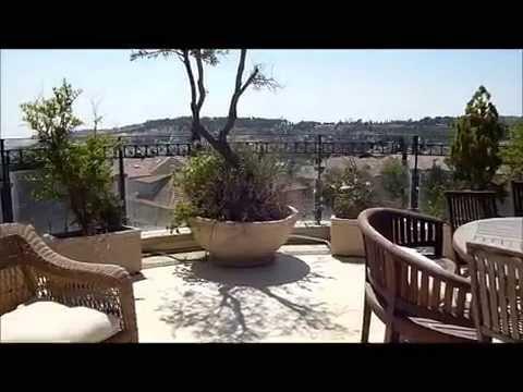 Www.aloncentral.com Jerusalem Vacation Rental On 14 Aminadav St.