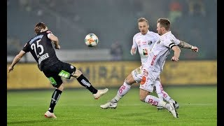 2018/19: 16. Runde - SK Sturm Graz vs. Wolfsberger AC 3:0 (1:0)