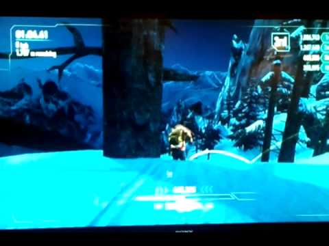 SsX gameplay PS3