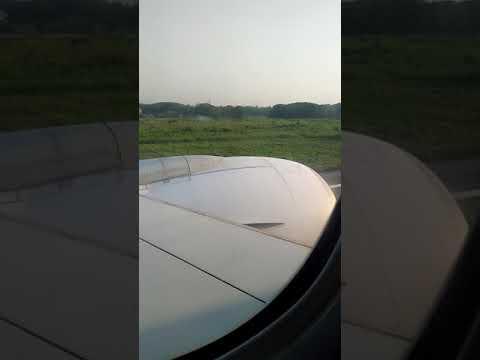 Chittagong to Dhaka by plane Biman Bangladesh Airlines (BBA) part 2