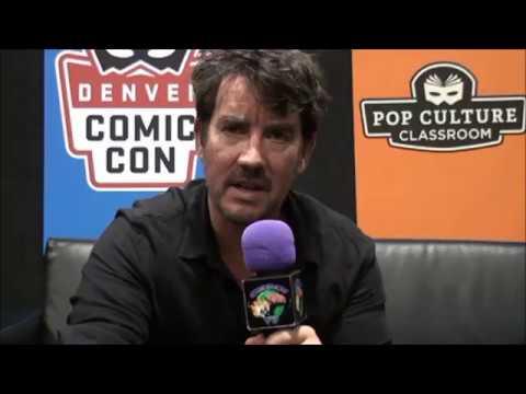 Jonny Brugh Has a Message for Denver Comic Con