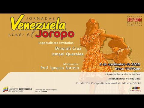 """Jornada """"Venezuela Vive el Joropo"""" (Programa 6)"""