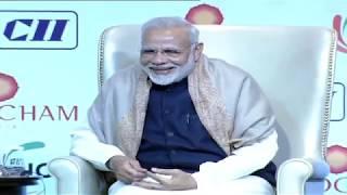 PM Shri Narendra Modi and Israeli PM Netanyahu attend India-Israel Business Summit in New Delhi