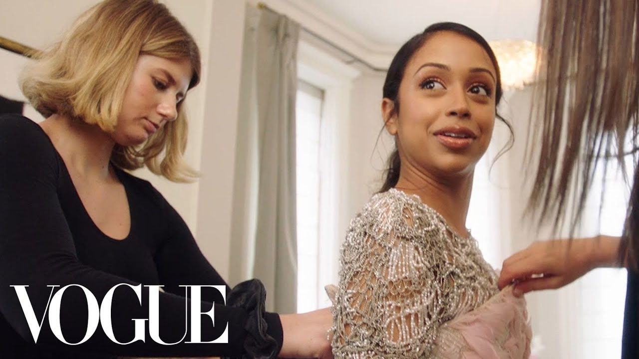 Liza Koshy Picks Her Dress for the Met Gala | Vogue