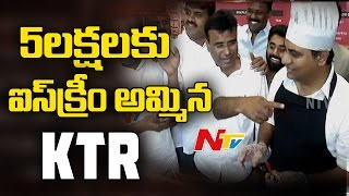 KTR Makes & Sells Ice Cream to Raise Funds for ...