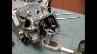 видео Глушитель на двигатель Honda GCV 135