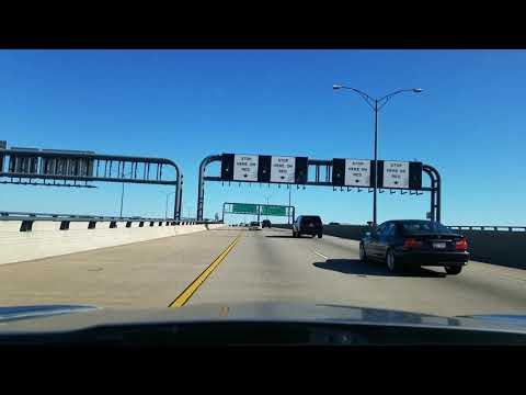 Random Road Sounds With I-495 Beltway