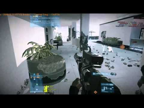 BF3 with Mortkarl on Ziba Tower (Norsk chat) - 2 / 3
