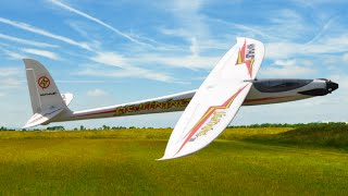 Flight Of Max Thrust Lightning 1500 Glider Rc Plane