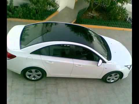 Black Chevy Cruze >> Cruze teto black piano - YouTube