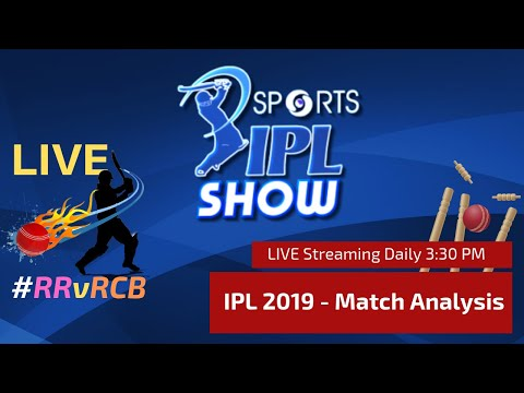 #IPL2019 Match Day 11 | Rajasthan Royals vs Royal Challengers Bangalore | #RRvRCB