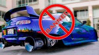 8 BANNED Monster Cars