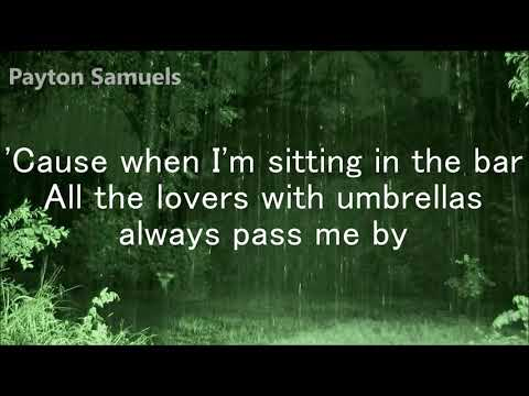 THE SCRIPT - Rain (Acoustic Version) [LYRICS]