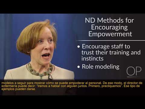 """Becoming a Successful Nurse Director"" by Debra Burke for OPENPediatrics"