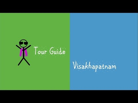 Visakhapatnam Tour Guide - Vizag,Beach,Road Trip,Railway,Flight