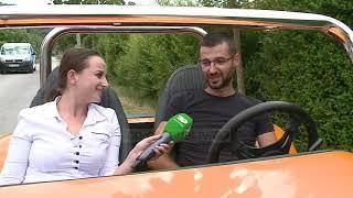 """Makina që u ndërtua për 13 vjet/ Në fshatin Plyk të Fierit u prodhua """"Lotusi"""" shqiptar"""