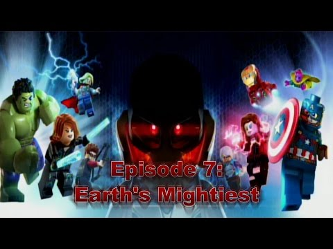 Toon Plays: LEGO Marvel Avengers | Episode 7: Earth's Mightiest
