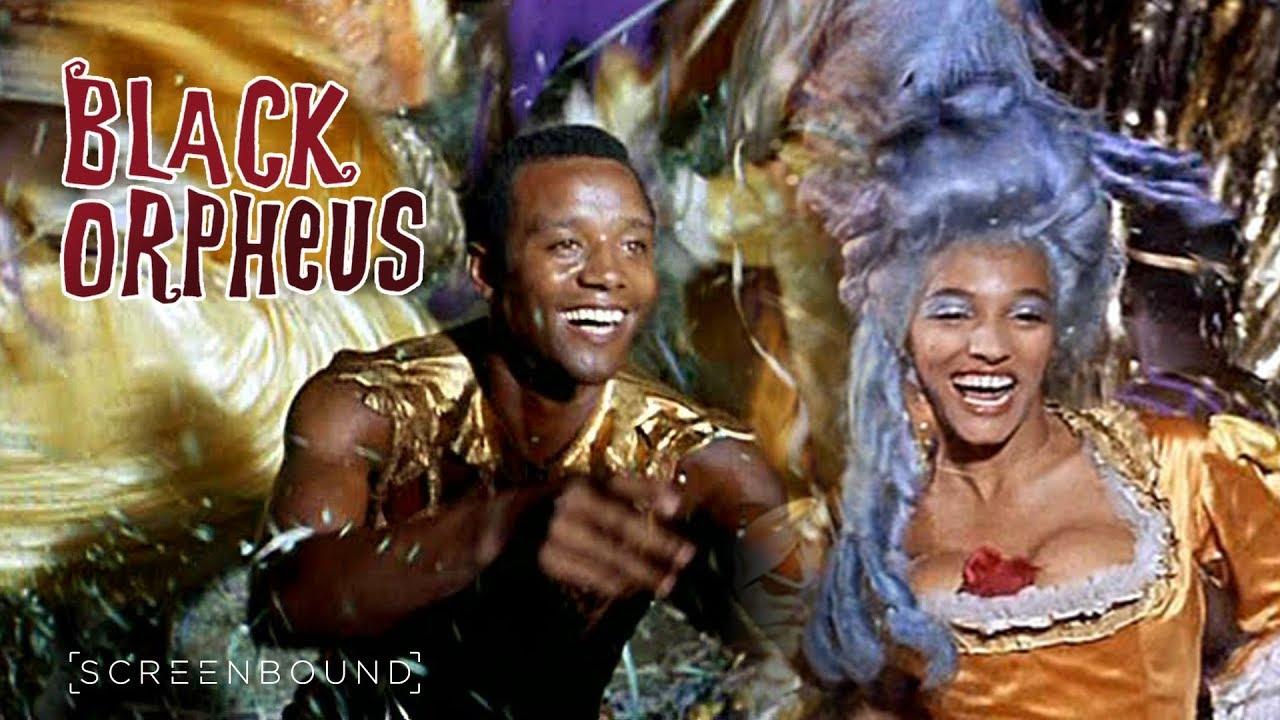 Black Orpheus Orfue Negro 1959...