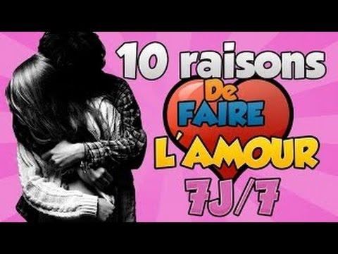 10 RAISONS DE FAIRE L'AMOUR TOUT LES JOURS ( INTERDIT -18 ANS ) [ BY MR SNOCKY ]