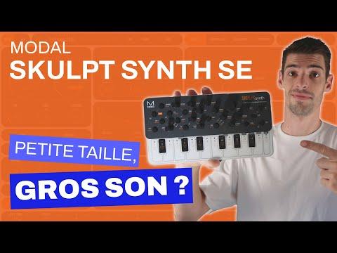 Modal Electronics SKULPTsynthSE : petit synthé, gros son