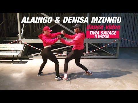 Tiwa Savage Ft. Wizkid - Ma Lo (Dance Video) by Alaingo & Denisa Mzungu