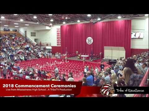 2018 Commencement Ceremonies of Mississinewa High School
