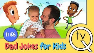 Clean Funny Dad Jokes For kids (Laughing is good for you)  S1 E5