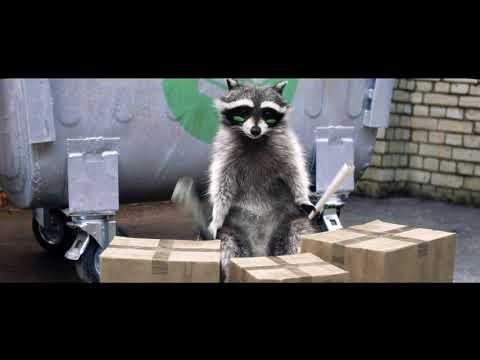 ESTRADARADA - Ни разу не палево Raccoon teaser